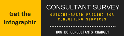 infographic on how consultants charge